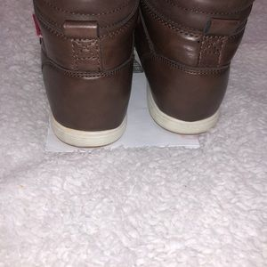 Levi's Boys Shoes, Great Condition